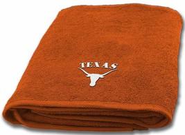 University of Texas Longhorns Bath Towel measures 25 x 50 inches - $17.95