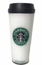Starbucks Coffee Travel Tumbler Cup 16 Oz Java Mermaid Logo Insulated New  - $29.69