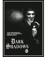 Dark Shadows Barnabas Collins 1966-71 Custom Promo Advert Stand-Up Display - $15.99