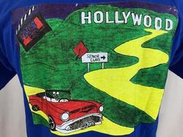 2003 Fairport High School Senior Bash Blue Graphic T Shirt 100% Cotton L Large - $13.30
