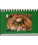 The Pampered Chef The Kitchen is the Heart of the home spiral bound cook... - $8.00