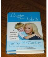 Louder Than Words   Jenny McCarthy - $19.00