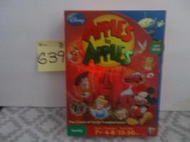 Disney Apples to Apples Famy Board Game - $16.99