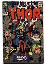 JOURNEY INTO MYSTERY #123-comic book-SILVER AGE MARVEL-THOR- - $47.92