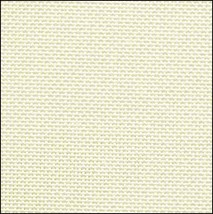 Antique White36ct evenweave 17x19 cross stitch fabric Fabric Flair - $9.45