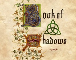 THE COMPLETE CHARMED BOOK OF SHADOWS (READ DESCRIPTION) - $20.00