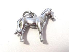 Vintage sterling silver 925 Horse pendant - $9.00