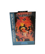 magadrive game cartridge game streets of rage 3 for sega tv video game c... - $25.99