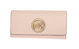 Michael Kors Women's Fulton Carryall Leather Wallet - $139.30+
