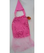 New Horizon Pink 2 Piece Sparkly Medieval Princess Dog Cat Pet Costume M... - $1.99