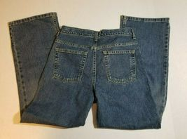 NWT Route 66 Boys Husky Bootcut Jeans Size 12H Medium Wash Pants image 4