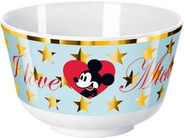 MICKEY MOUSE PORCELAIN BOWL BY SIEGER DESIGN IMPORT EUROPE DISNEY