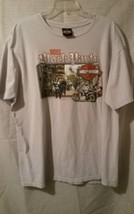 Pre-owned Harley Davidson 2011 Greater Reading Biker Block Party T-Shirt... - $29.99