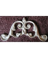 Plaster Mold, Molds, Corner Scroll Mold, Concrete Mold, Clay Mold - $12.99
