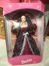 Winter Fantasy Brunette 1996 Barbie Doll - $37.40