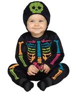 Rainbow Baby Bones , Toddler Halloween Costume , 6-12 MONTHS - Free Ship... - $27.00