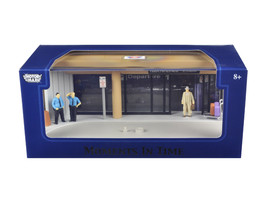 "Diorama ""Airport Scene\"" Place Your Own Car Inside 1/43 by Motormax - $35.08"