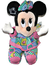 "Vintage Applause DISNEY Babies 9"" Minnie Mouse Plush Baby Mickey Collect... - $11.91"