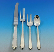 William & Mary by Lunt Sterling Silver Flatware Set for 8 Service 35 Pieces - $1,440.75