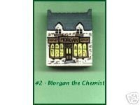 Wade Porcelain House Whimsey on Why Morgan the Chemist