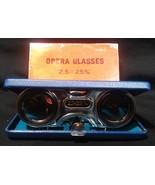 Vntg Fold Opera Glasses Sport 2.5 x 25 M/M Coat Lens Pocket Ez Carry 60'... - $23.33