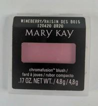 Mary Kay Chromafusion Eye shadow-  - Wineberry / Raisin See Pics & Details  - $12.99