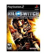 Kill Switch Take Cover Sony PS2 Playstation Vid... - $6.59