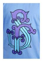 Official Herren Blau Wasser Gut Gone Mad T-Shirt Street Sammlung Sr image 1