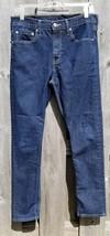 LEVIS 510 SKINNY STRAIGHT DENIM JEANS MENS W31/L32! BLUE! RED TAB! SLIM ... - £23.97 GBP