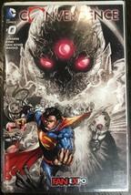 Convergence #0 DC Comic 2014 Fan Expo The God Machine - $88.19