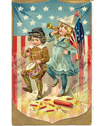 Have a Glorious 4th of July Vintage 1912 Post Card - $8.00