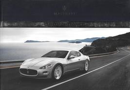 2009 Maserati GRANTURISMO deluxe sales brochure catalog US 09  - $20.00