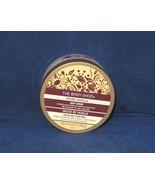 The Body Shop Scrub SPICED VANILLA Body SCRUB 6.9 o 200 LARGE - $9.60