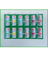 12 Tube THAI POY - SIAN Inhaler Relief Cold Dizzy Camphor & Oil Eucalyptus - $15.00