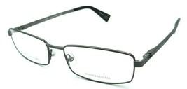 Marc Jacobs Rx Eyeglasses Frames Marc 246 R80 57-17-145 Sem Matte Dark Ruthenium - $70.56