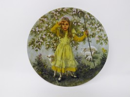 "Reco ""Little Bo Peep"" Collectible Plate - Mother Goose Series - $16.14"
