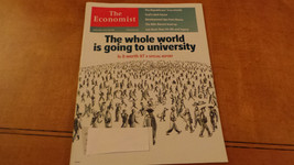 Economist Magazine Going to University; Lee Kuan Yew; Terry Pratchet Ap ... - $16.99