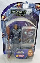Star Gate SG-1 Series 1 Jaffa Warrior Teal'C Action Figure Previews Excl... - $50.00
