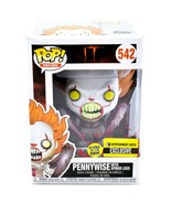 Funko Pop! IT Pennyswise Spider Legs 542 Entertainment Earth Exclusive F... - $19.79