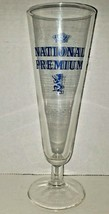Vintage rare 1970's national premium beer barware plisner glass 10 oz. (20) - $19.99