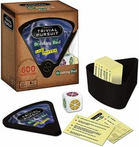 Factory sealed TRIVIAL PURSUIT: Breaking Bad edition 600 Questions - $24.24