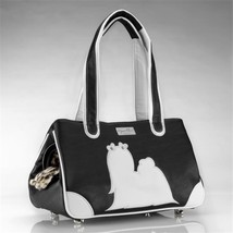 JCLA MM-B-FL Majestic Maltese Faux Leather, Black - $210.42