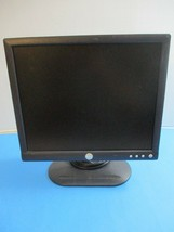 Dell Computer Monitor Screen E173FPc With Cord Shown and Stand - $44.99