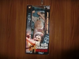 McFarlane  18 inch Texas Chainsaw Massacre  Figure Toy Used Opened C41 - $740.00