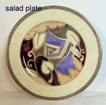 "Malibu by PTS International Interiors Salad Plate 8 1/8"" - $12.00"