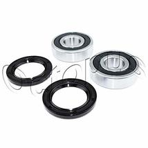 Compatible for Honda TRX125 FourTrax ATV Bearings & Seals Kit Front Whee... - $8.81