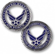 Core Values - U.S. Air Force Challenge Coin? - $24.53