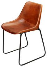 "Elite Leather Chair, 18""x18""x30"" - $163.53"