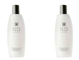 2 x Avon True Colour Conditioning Eye Make Up Remover Lotion Sensitive skin - $9.93