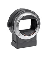 Viltrox NF-E1 Auto Focus Lens Mount Adapter For Nikon F lens to Sony E m... - $264.71
